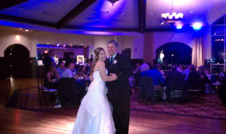 Albany NY DJ at Saratoga National father daughter dance